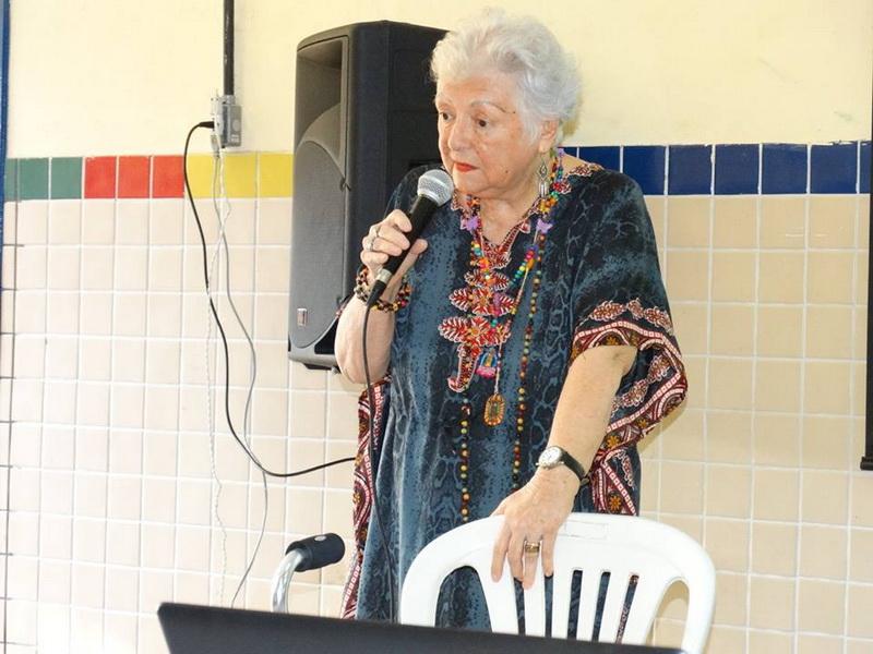 Escola Professor Benedito Cunha Melo, 29 de setembro de 2016. Myriam Brindeiro