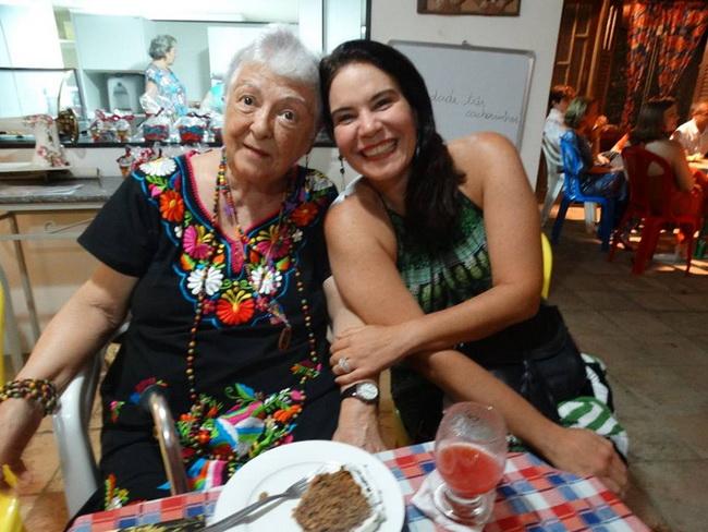 Myriam Brindeiro e Luciana Grassano Melo