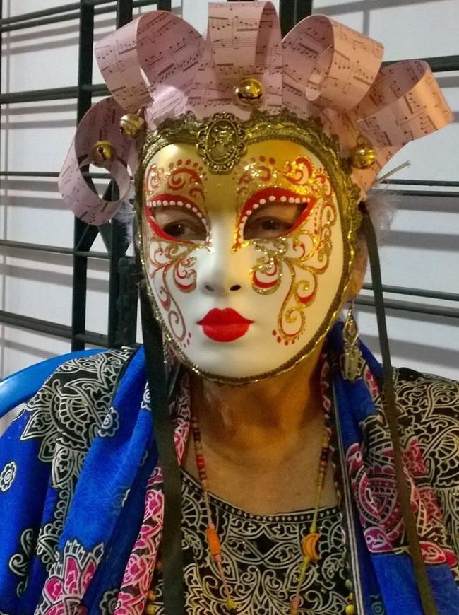 Fotos: Rivaldo Chagas Mafra - Myriam Brindeiro no Carnaval 2017 do Cultura Nordestina