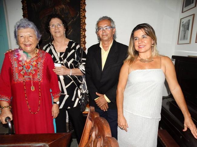 Myriam Brindeiro, Salete Rêgo Barros, Luiz Carlos Dias, Taciana Valença
