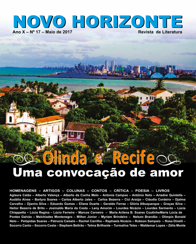 Revista Novo Horizonte, edição 2017,