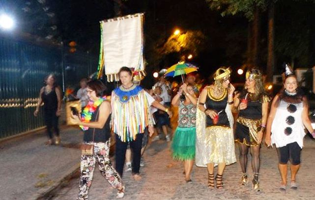 Segundo Baile Carnavalesco da Cultura Nordestina, 2018. Foto de Bernadete Bruto