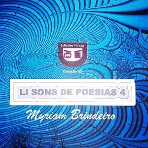 Composição publicada no CD LI SONS DE POESIAS 4, faixa 6.